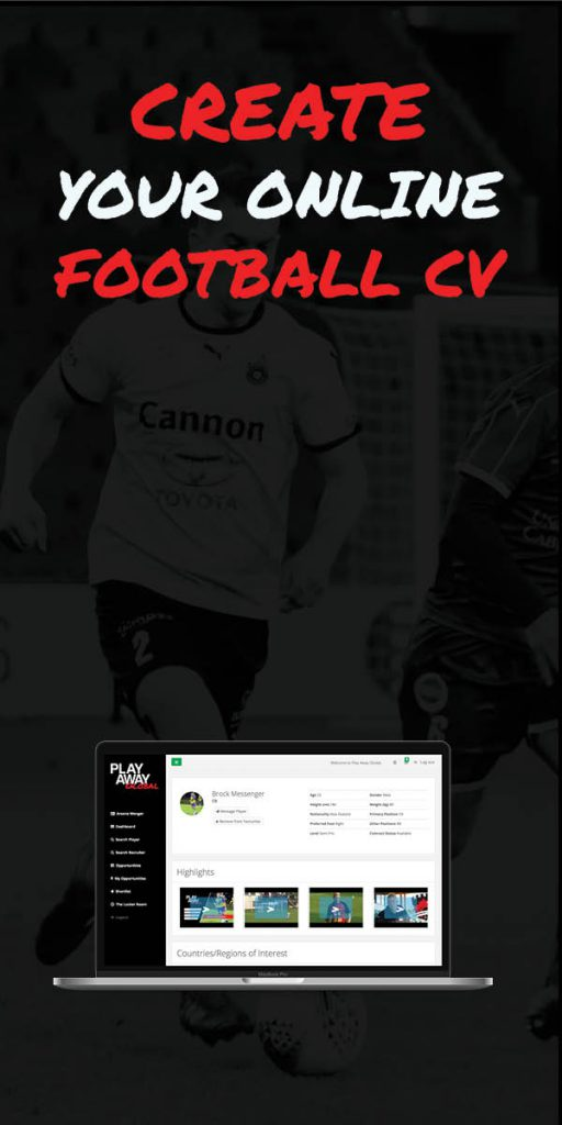 Football Clubs Looking For Players Network